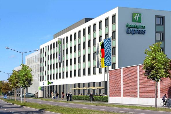 Nagahama-Allee, Augsburg